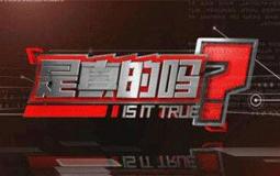2019年CCTV-2《是真的吗》栏目广告