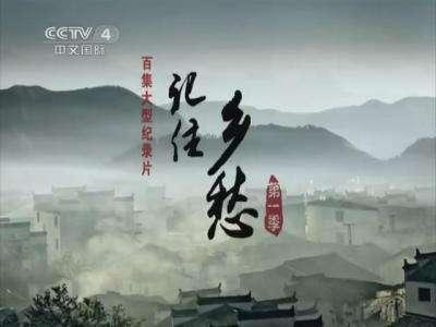 2020 年 CCTV-4《记住乡愁》(第六季)独家特约播